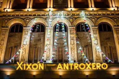 Xixón Antroxero Antroxu 2020