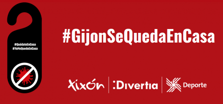 #XixónQuedaEnCasa