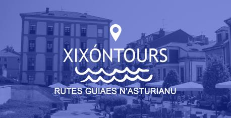 """La ruta guiada """"Xixón mete mieu"""" torna a les cais esti mes d'agostu"""