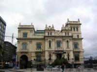 Edificiu Banco Urquijo, antigua Sociedad de Fomento de Xixón