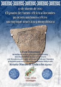 Conferencia sobre'l ganáu de tueru célticu n'Asturies