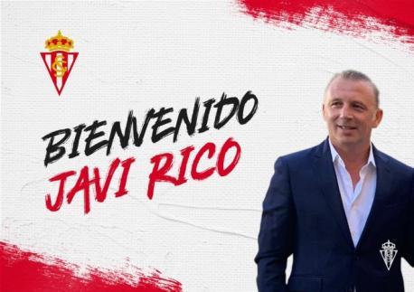 Javi Rico Sporting