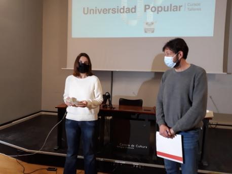 Liliana Fernández-Peña y Alberto Ferrao