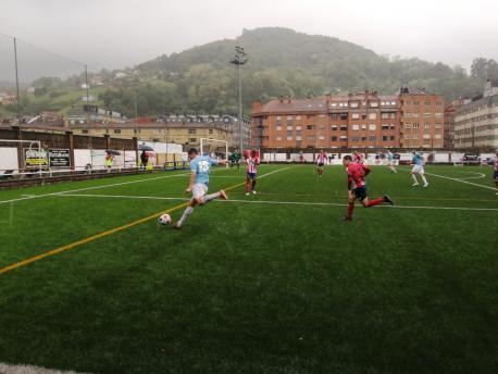 Medori en L'Entregu 0-2 UC Ceares (9 de mayu del 2021)
