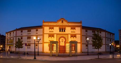 Plaza de toros d'El Bibio por Nwalme