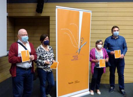 Presentáu'l I Premiu de Novela Curtia Andrés Solar Santurio