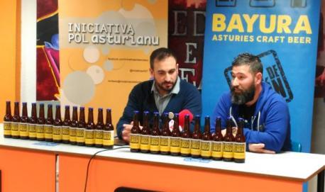 Presentada la 'Cerveza pol Asturianu'
