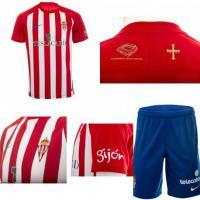 El Sporting presenta les camisetes pa esta temporada