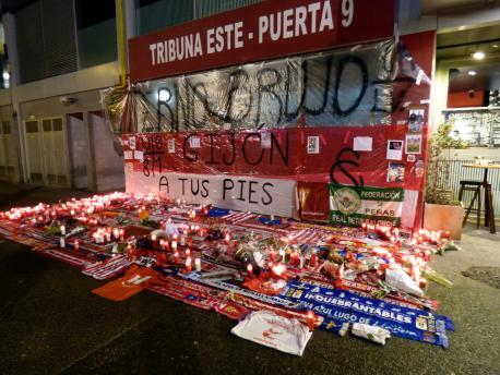 Asturies llora la muerte de Quini