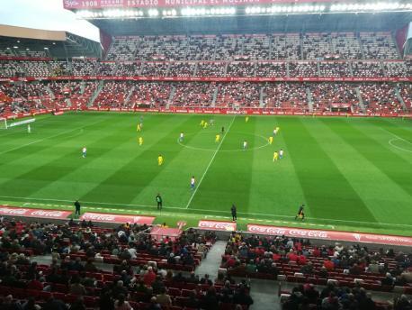 Sporting 1-0 Cádiz (8 de xunu del 2019)