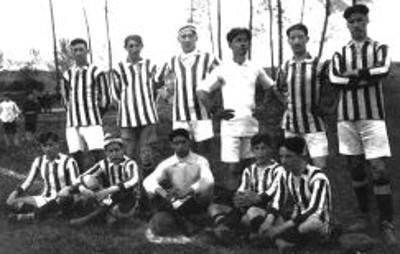 La nacencia del Sporting de Xixón