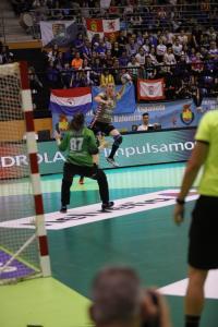SUPER AMARA Bera Bera 23-16 Liberbank semifinales Copa