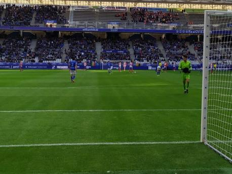 Uviéu 0-0 Sporting (17 de payares del 2019)