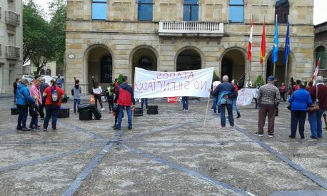 El Villa de Xixón de bandes de gaites garantiza la so continuidá