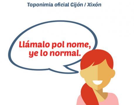 La Oficina de Normalización Llingüística edita un folletu cola toponimia oficial de Xixón