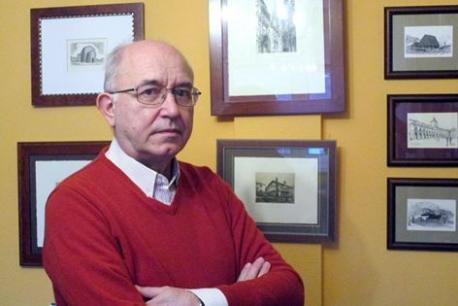 García Arias va falar de la xunidá cultural de los territorios de fala asturlleonesa