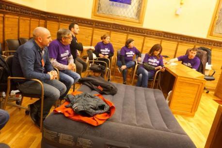 Zarru na Casa Conceyu pol Plan de Vïes